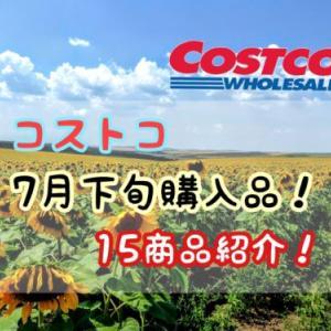 【2020年7月下旬】コストコ購入品15品を紹介!お買い物リストの参考に!
