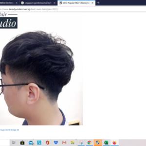 コロナ禍で 散髪屋大繁盛 In シンガポールー ヘアカット時に気を付けるポイント