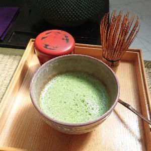 おうちで茶の湯 今昔