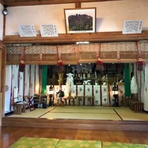 記憶旅行の旅 秋田県 保呂羽山 波宇志別神社 その2
