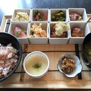 燦-サン-ヒルトンプラザウエスト店(梅田ランチ)