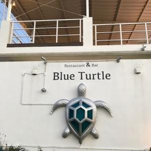 伊良部島にある【ブルータートル(Blue Turtle)】で絶品ディナー。