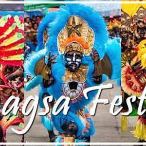 Dinagsa Festival in Cadiz 2020