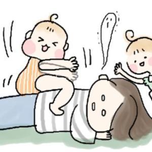寝かせてくれー!ワンオペ二人育児の睡眠現場