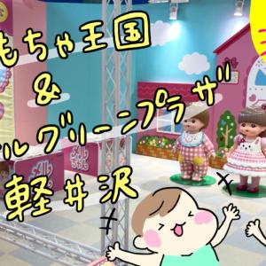 【子連れで旅行】軽井沢おもちゃ王国ホテルグリーンプラザ宿泊レビュー2021