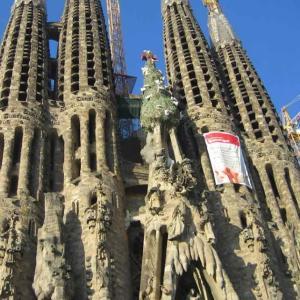 思い出のヨーロッパ 〜 バルセロナ