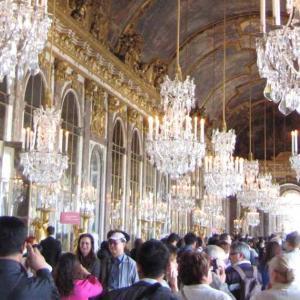 思い出のヨーロッパ 〜 パリ & ヴェルサイユ