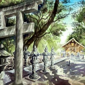2021.04 志登神社(糸島市)