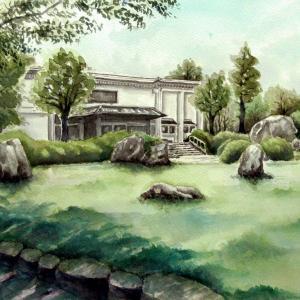 2021.05 伊都国歴史博物館・旧館の風景(糸島市)