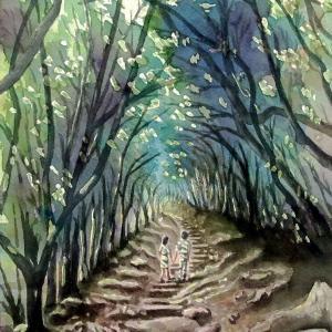 2021.08 糸島のトトロの森:芥屋の大門公園(糸島市)