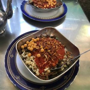 【エジプト旅行】カイロで食べたエジプト料理たち