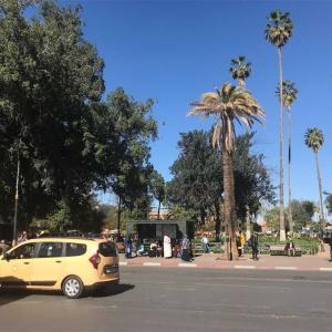 【モロッコ旅行】マラケシュのジャマエルフナ広場とマーケット
