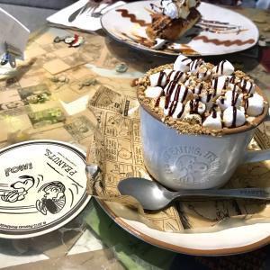 【Happyになれる空間♪】PEANUTS cafe @中目黒