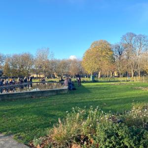 【ロンドン】お散歩やピクニックに最適な、東ロンドンのVictoria Park(ヴィクトリアパーク)