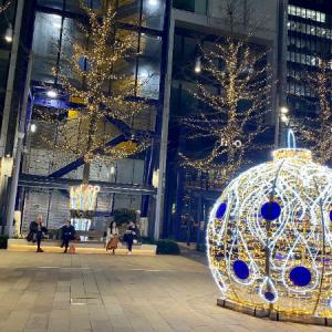 【ロンドン】クリスマス、冬のイルミネーションスポットまとめ(東ロンドン)