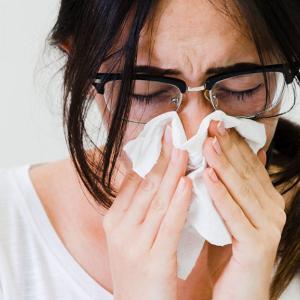 フランス全土で花粉症注意報
