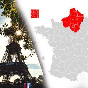 パリなどの一部地域限定のロックダウン