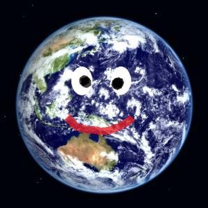 地球とマスクの物語