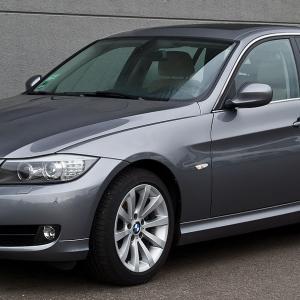 BMW325iツーリングE91というモデル