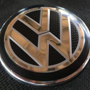 【VW】フォルクスワーゲン純正じゃないセンターキャップ