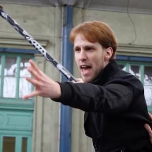 Veled, Uram flashmob | Budapesti Operettszínház társulata