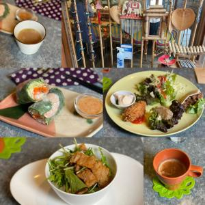 パクチー苦手でも美味しく食べられる生春巻きがあるお店 アジア洋食厨房