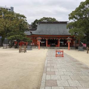 筑前國一之宮 住吉神社
