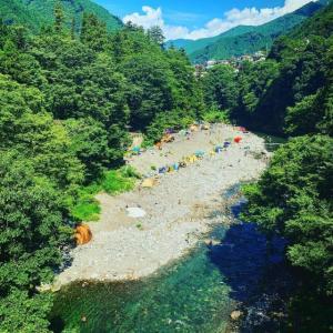 【栃木・宇都宮】「川に入りたい」…鬼怒川で友人9人とバーベキュー 流された男性(20代)死亡