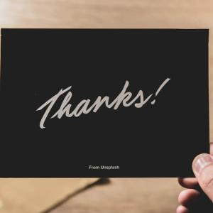 ありがとうを唱える効果 言葉の魔法をアファメーションして奇跡を起こそう!