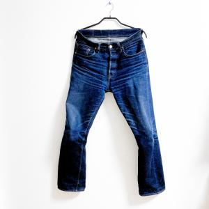 『穿き込み11ヶ月目』ウエアハウス-Lot 800XX–洗濯レポート