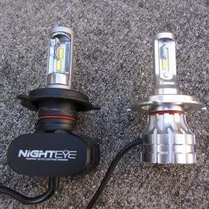 ヘッドライトバルブの交換( LED → LED )