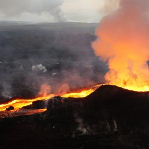 ハワイ島フォト日記 今月末に噴火か!?!