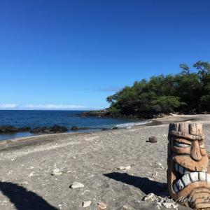 ハワイ島フォト日記 Kawaihaeの港を紹介するね