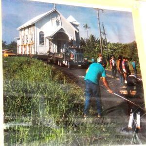 ハワイ島フォト日記 ご要望に応え 黒砂海岸カラパナの歴史