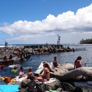 ハワイ島フォト日記 記憶に留めておこう137号線の美しいビーチ