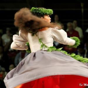 第50回大会MerrieMonarch 2013 【Miss Aloha】を思い出しながら。。。