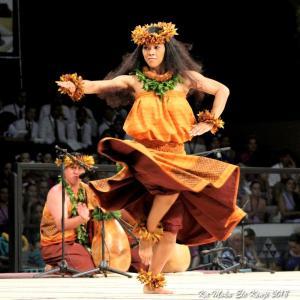 2018 Merrie Monarchメリーモナーク Miss Alohaはどうだったかな?