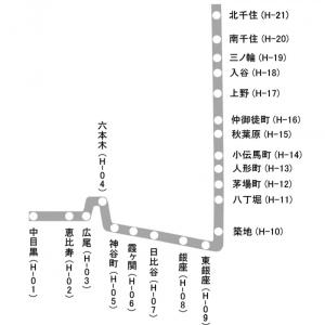 東京メトロ日比谷線の車掌がコロナ感染。20代男性車掌の症状と行動歴を調べました。