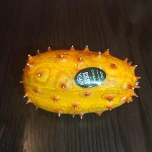 【NZ体験記】NZで発見したフルーツ【キワノ】ウミウシにしか見えない!!笑