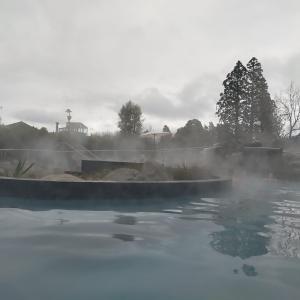 ニュージーランド冬の温泉、最高だけど入り過ぎ注意!