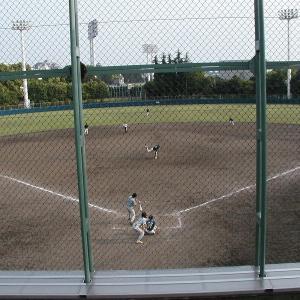 県草薙総合運動場 軟式野球場