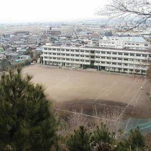 県立韮山高等学校グラウンド