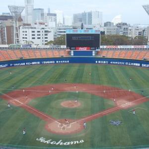 横浜スタジアム ハマスタツアー