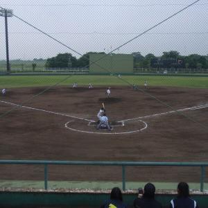 常総運動公園 野球場