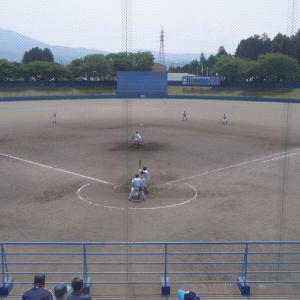 塩尻市営野球場