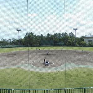 磐田市豊岡野球場
