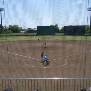 春日部市牛島公園野球場
