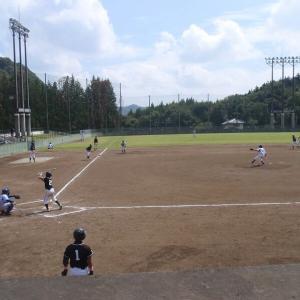 常陸大宮市 山方運動公園野球場