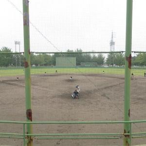 古河市 丘里公園野球場兼ソフトボール場