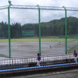高山市中山公園野球場